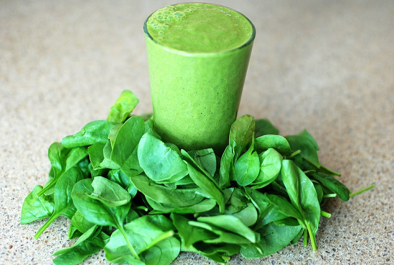 smoothie multi légumes