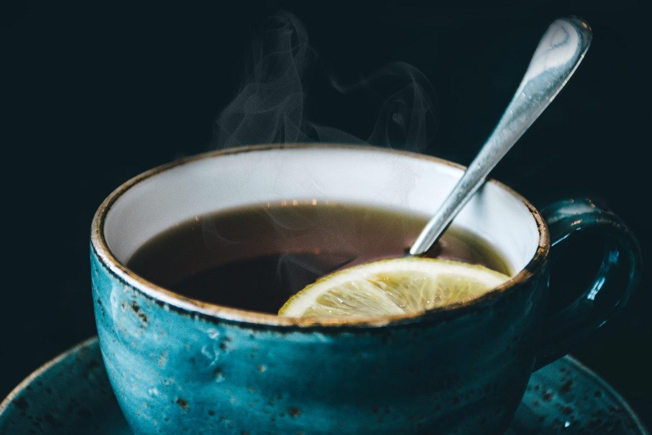 thé vert au citron vert